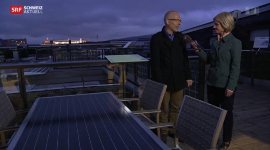 Energiemöbel bei Schweiz Aktuell